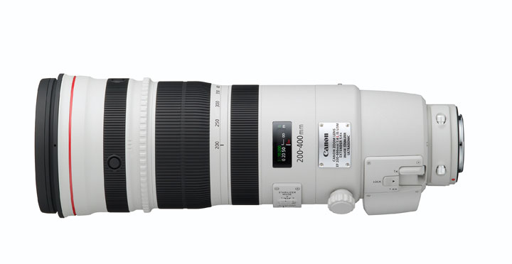 Canon EF 200-400mm f/4L IS USM EXTENDER
